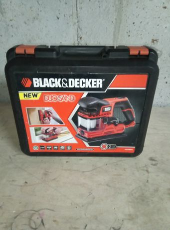 Lixadora black Decker