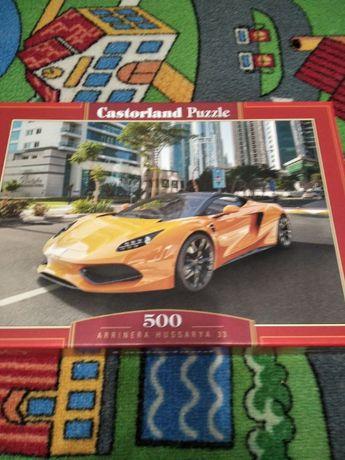 puzzle nowe 500 elementów