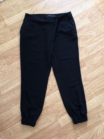 Джоггеры Zara asymmetrical брюки
