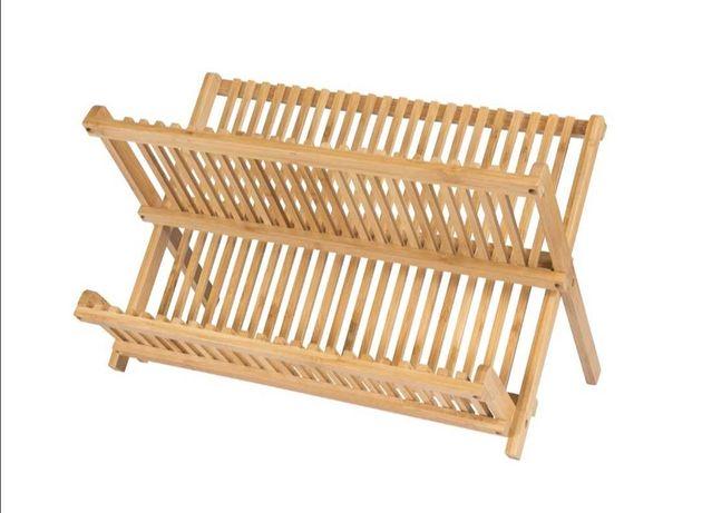 Drewniana ociekarka BRW - nowa