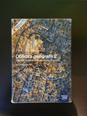 Podręcznik Oblicza geografii 2 roz.