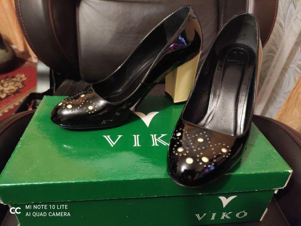 Новые женские туфли натуральная кожа