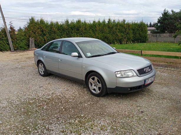 Audi A6 C5 2.4 V6 w całości lub na części