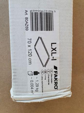 Fakro LXL-INVISIBLE 70x120
