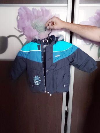 Зимняя куртка и полукомбинезон Lenne для мальчика. Комплект.