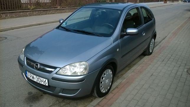 Opel Corsa 1.3 cdti,klima,nowe opony