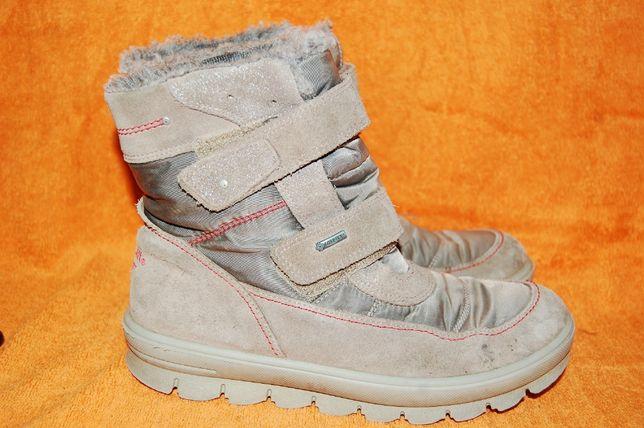 Зимние ботиночки Super fit 34 р