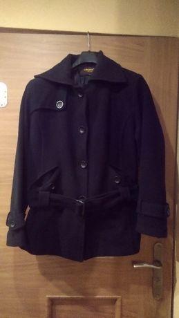 Płaszczyk kurtka damska czarna Sancred roz.XL