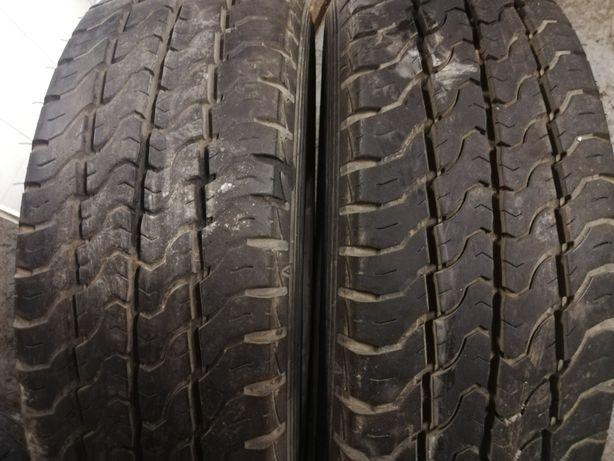 195/65/16c Dunlop 2 szt