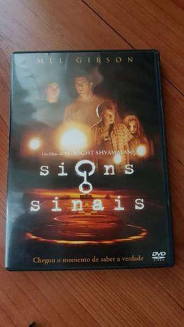 DVD: Sinais - M. Night Shyamalan