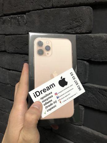 Apple iPhone 11 Pro 64 gb Gold TRADE-in НОВЫЙ ! ГАРАНТИЯ ! МАГАЗИН!