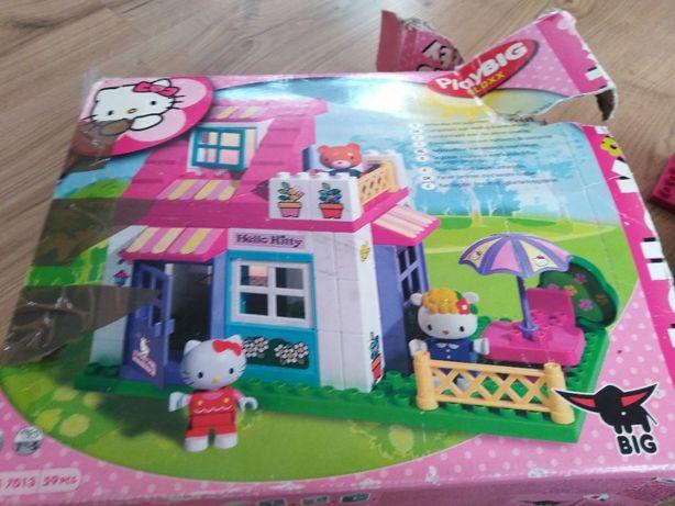 Klocki lego hello kitty domek