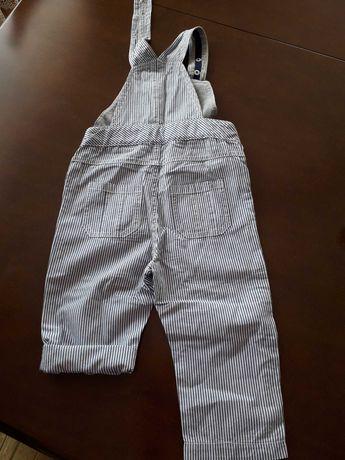 Spodnie cienkie rozmiar 80
