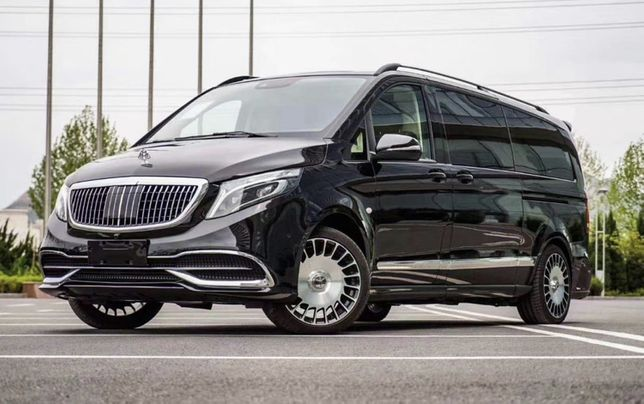 Комплект обвеса (Maybach, 2019 design) Mercedes Vito / V W447 2014+