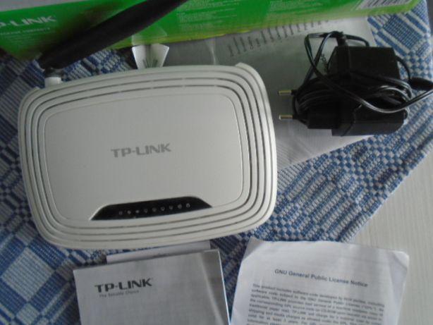 Router bezprzewodowy TP-Link TL-WR 740N