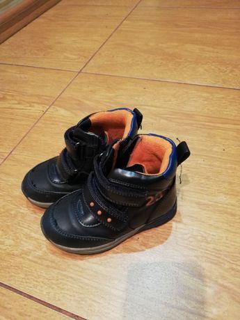 Ботинки демисизонные