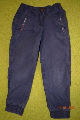 Спортивные штаны на подкладке (98см)