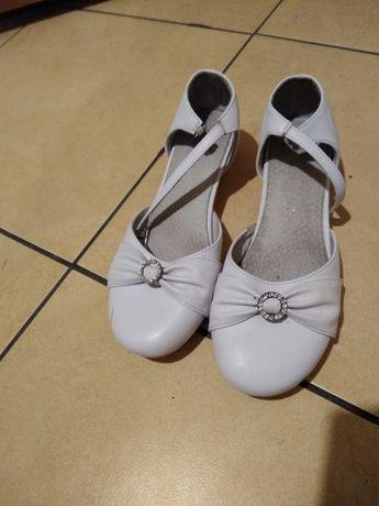 Buty komunijne dziewczęce rozmiar 33