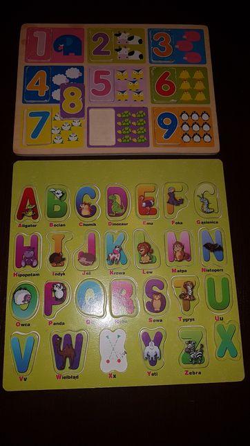 Sprzedam dla dzieci naukę liter i cyfr