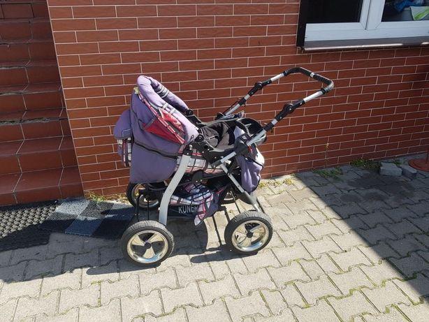 Wózek spacerowy Kunert
