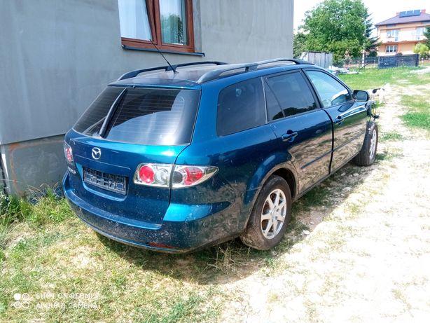 Розбирається Mazda 6, шкіряний салон, BOSE, торпеда, airbag, диски