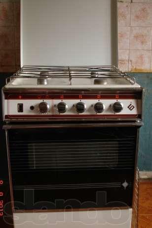 Продам газовую плиту печь Брест 1457