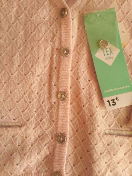 Легкий светр для дівчинки. 18 міс. Фірма Tex baby Іспанія.
