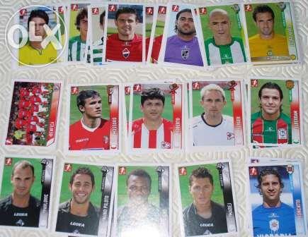 Cromos Futebol Panini 2008 / 2010 / 2011