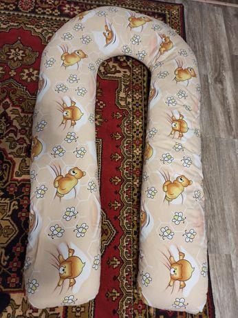 Подушка для беременных (вагітних)