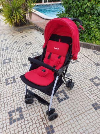 Carrinho Bebê - Passeio/Brevi