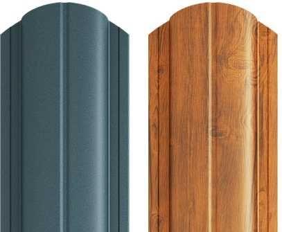 Sztachety metalowe SIGMA szer. 12 CM kolory