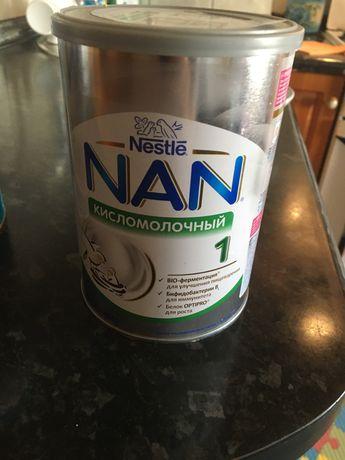 Продам детское питание Nan