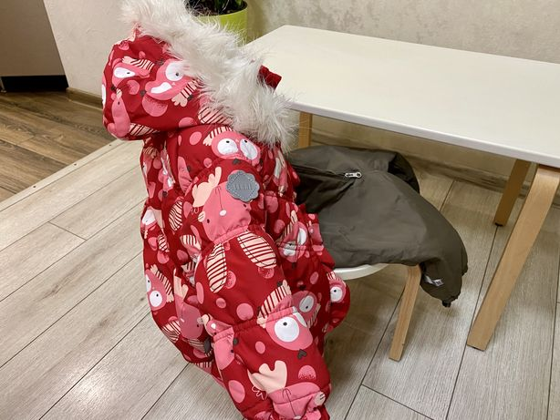 Комплект зимний, комбинезон, куртка, штаны LENNE MIIA
