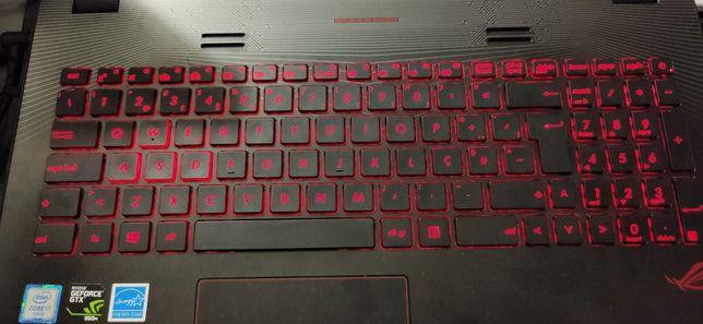 PC Portátil ASUS ROG GL552VW