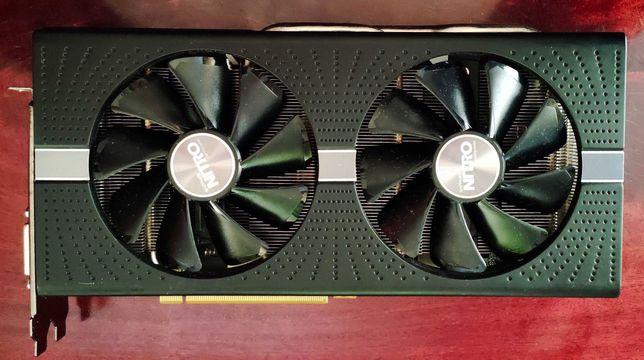 Placa gráfica AMD SAPPHIRE NITRO+ RX 570 4GB