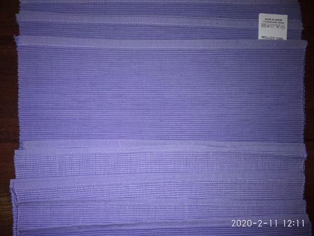 Продаю столовые салфетки,100прц cotton