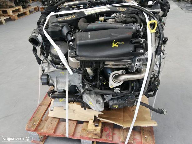 Motor em STOCK Mercedes C250cdi W205 651921 de 204cv 4MATIC