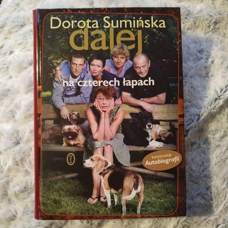 Dalej na czterech łapach - D. Sumińska