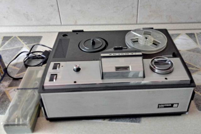 Magnetofon szpulowy ZK-140T