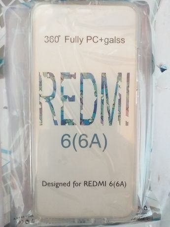 Redmi 6A capa telm 360