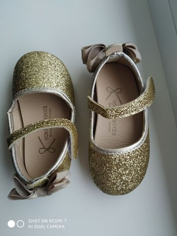 Туфлики для принцеси.