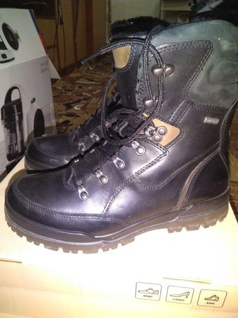 Ecco track 6 ботинки зимние