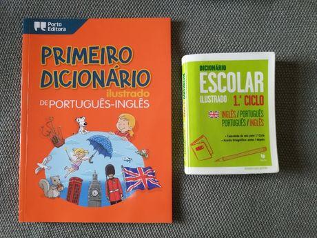 Dicionários ilustrados Português-Inglês