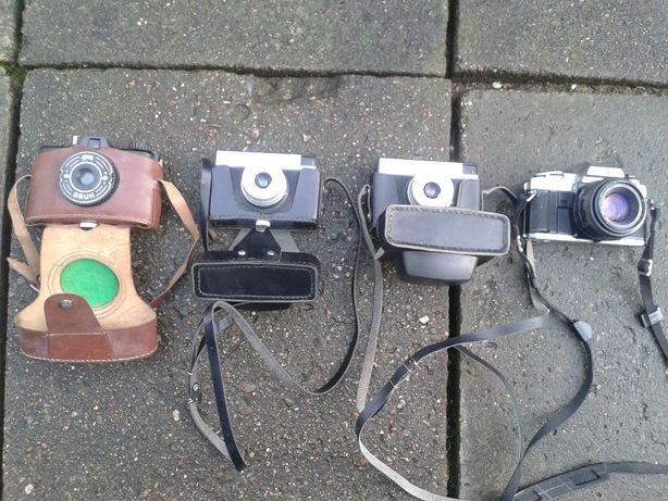 Stary aparat fotograficzny: Druh, Smiena, po: 99 - 49zł/szt.