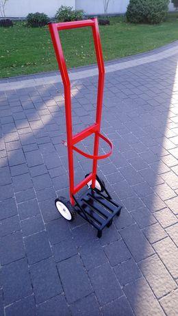 Wózek na butle spawalnicze i inne