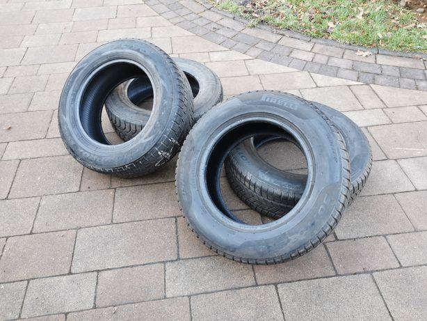 Opony zimowe Pirelli i Toyo