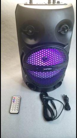 Super Promoção Coluna Musica Karaoke Bluetooth