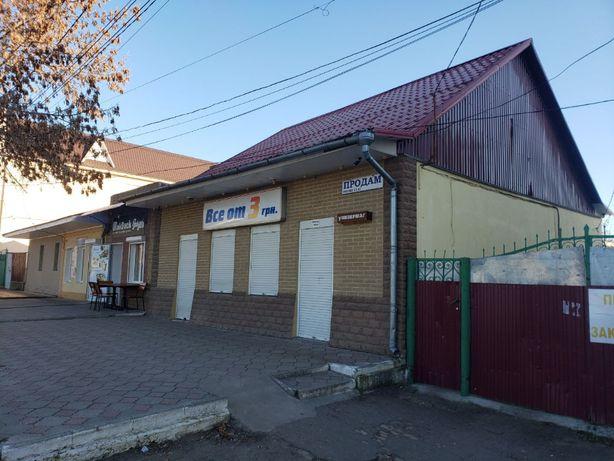 В Болграде продам или поменяю магазин (100кв.м.) напротив рынка