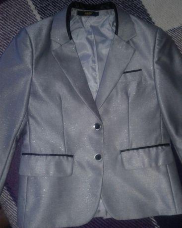 Нарядный костюм в школу тройка