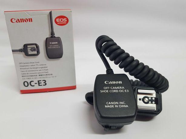 Canon OC-E3 przewód do lampy Canon